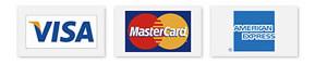 Master Card - Visa - AMEX